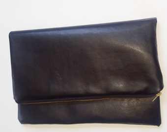 Oversized Envelope Clutch - Oversized Clutch - Extra Large Clutch - Oversized Clutch Handbag