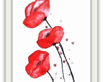poppy, poppies