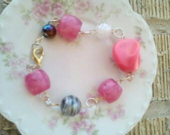 glory multicolored bracelet