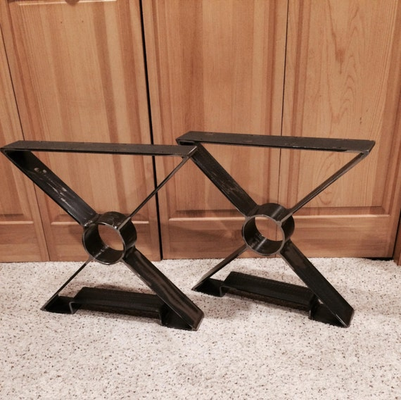 Like this item? - Style 001 15 OR 18 X Shaped Steel Table Legs