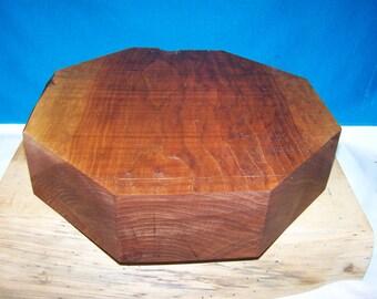 "13""x3"" - Large Cherry Blank (KD)"