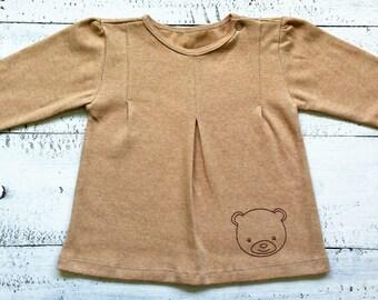 Organic cotton t-shirts for girls
