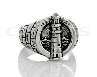 Light House Ring