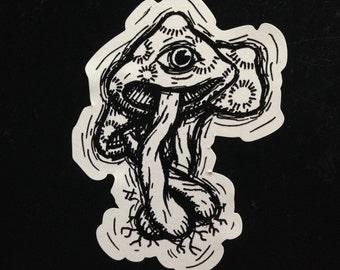 Fungeye Sticker