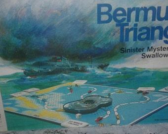 Bermuda Triangle board game