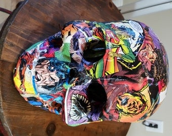 Superman Skull