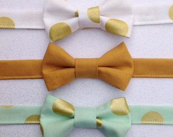 Boy Bow Tie ! Available in 3 Sizes