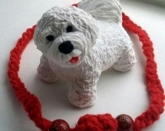 Figure Bichon Frise cartoon