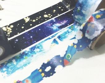 Space sample set (400cm)