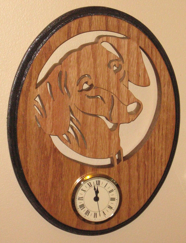 handmade clock for