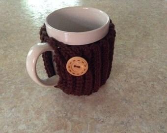 Mug cozy, mug warmer, mug sleeve