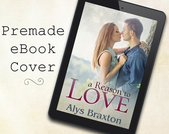 SALE! Pre-made eBook Cover Design - Romance