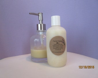 Natural Facial Cleanser, 9oz or 5oz