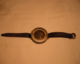 Vintage 1950's Army Officers Compass