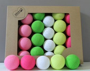Cotton Balls Candy 10 items