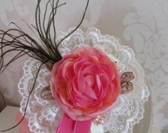 Lovely Rose headdress
