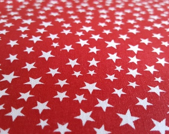 Red or Blue Star Fabric, Red, White & Blue Fabrics-U-Pick, Quilts of Valor or 4th of July, 100% Cotton, Made in USA, Sold By the Yard
