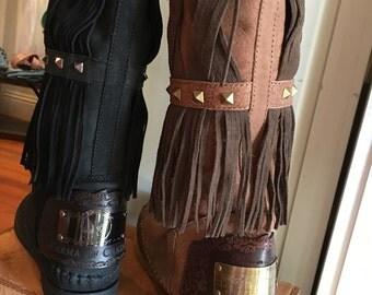 Karma of charme handmade italian boots