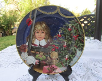 Kaiser Wonder of Christmas by Gerda Newbacker First Addition Plate #330
