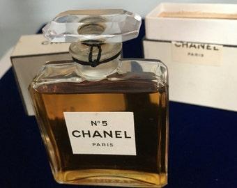 1950's Chanel No 5 Extrait PM