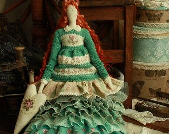 Handmade Tilda Doll Berenice