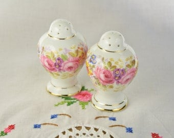 Serena Royal Albert salt and pepper shakers