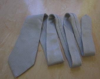 Vintage Salvatore Ferragamo Necktie Tie 100% Silk Made in Italy Vintage Salvatore Ferragamo