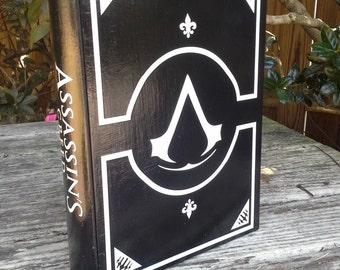 Assassin's Creed  - Wood stash box