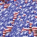 Fourth Of July, American Flag Balls, Digital Fine Art Print, Independence Day, Patriotic Symbolic Image, Red White Blue, Stars And Stripes