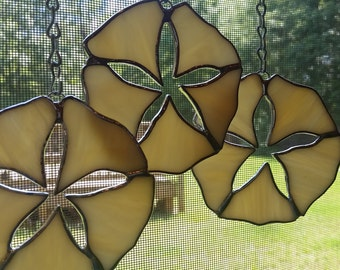 Stained glass sand dollar. Unique original design. Beach time all the time! Suncatcher, gift, home decor, garden