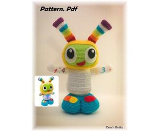 Pattern - Bobe the Robot [EN-FR] (inspired)