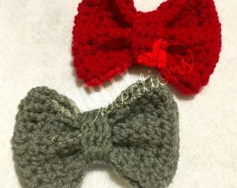 Boy's Bowtie//Crochet Bowtie//
