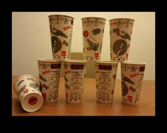 1985 rare McDonald's star wars cups *Rare*