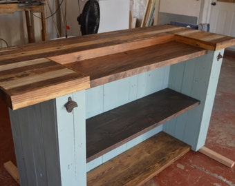 Reclaimed Bar