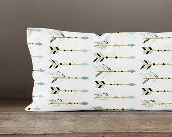 Long Pillow | Body Pillow Case | Arrow Pillow | Body Pillowcase | Bolster Pillow | Body Pillow | Body Pillow Cover | Pregnancy Body Pillow