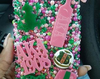 Custom Bling Phone Case