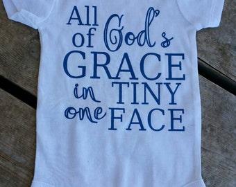 All God's Grace bodysuit