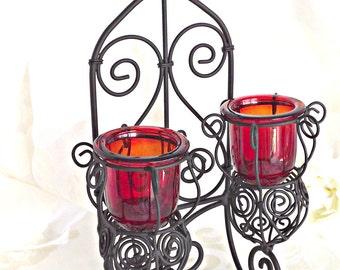 candle wall sconce garden candlelight home decor home and garden garden wall