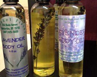 Lavendel Fields Body Oils