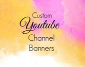 Custom Youtube Channel Banners