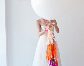 Round Balloon Giant 36 Inch - Pick Your Colour - Wedding & Event Supplies - Photo Prop