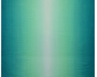 Teal (306) Gelato Ombre Fabric By Maywood