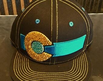 "Colorado ""Nug"" Blinged Hat"