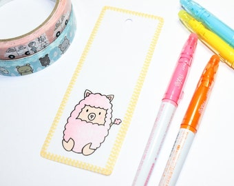 Bookmark shown Lama