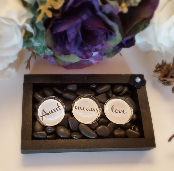 Wedding Gift For Aunt: Gifts For Aunts Aunt Gift Wedding Gift By RocksofLovebyJohnna