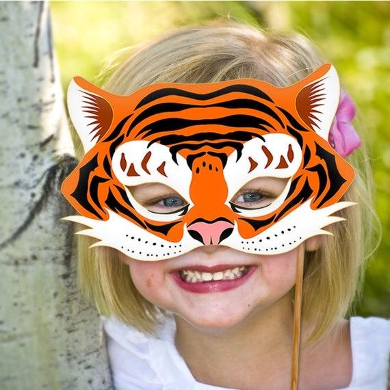 Tiger Mask Prin...