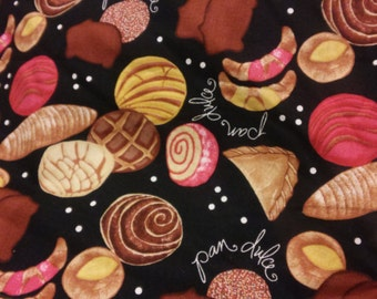 "Design your own cloth pad, Made  from ""Pan Dulce""  Fabric"