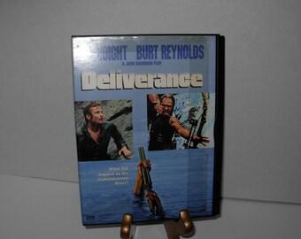 Deliverance, DVD Tape, Burt Reynolds, Jon Voight, Color, Free Shipping