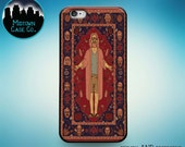 Big Lebowski Rug Characters Robe Bowling The Dude Cool Case iPhone 6s Plus iPhone 6 Plus iPhone 6s iPhone 6 iPhone 5s iPhone 5 iPhone 5c