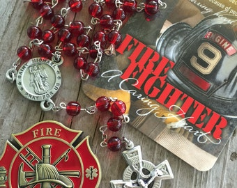Firefighters Rosary
